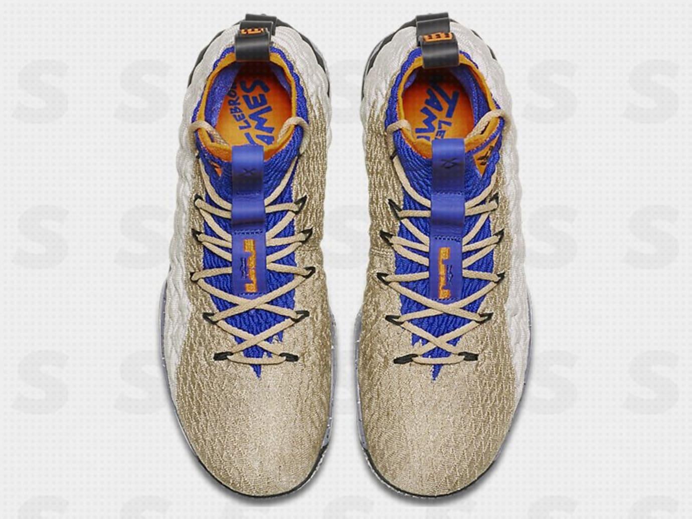 Nike LeBron 15 Mowab LeBron Watch
