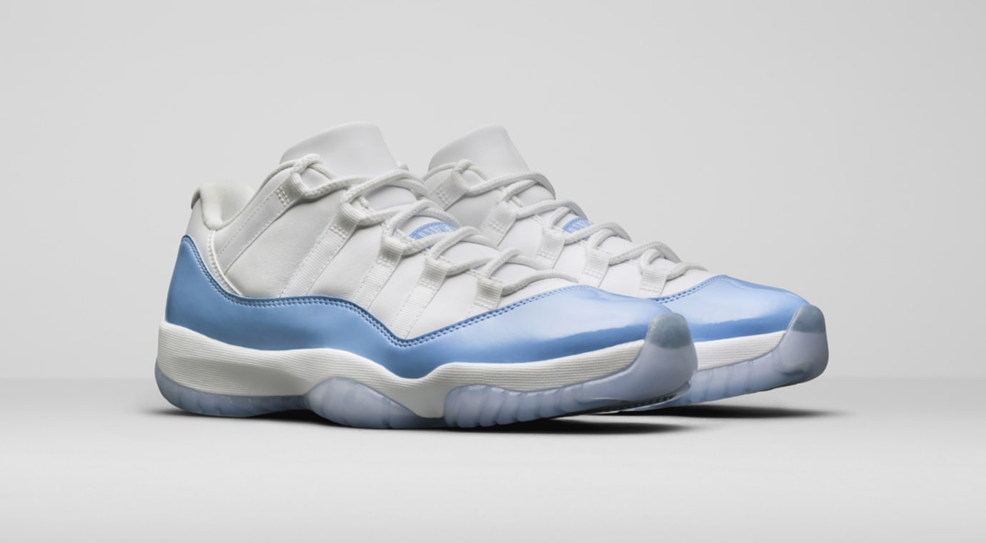 Columbia Air Jordan 11 Low