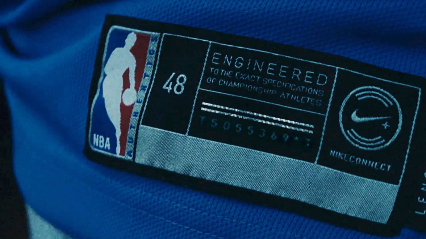 NikeConnect NBA Jersey (2)
