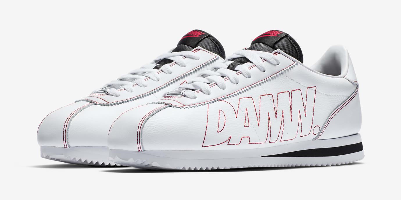 Kendrick Lamar Nike Cortez Kenny Damn AV8255-106