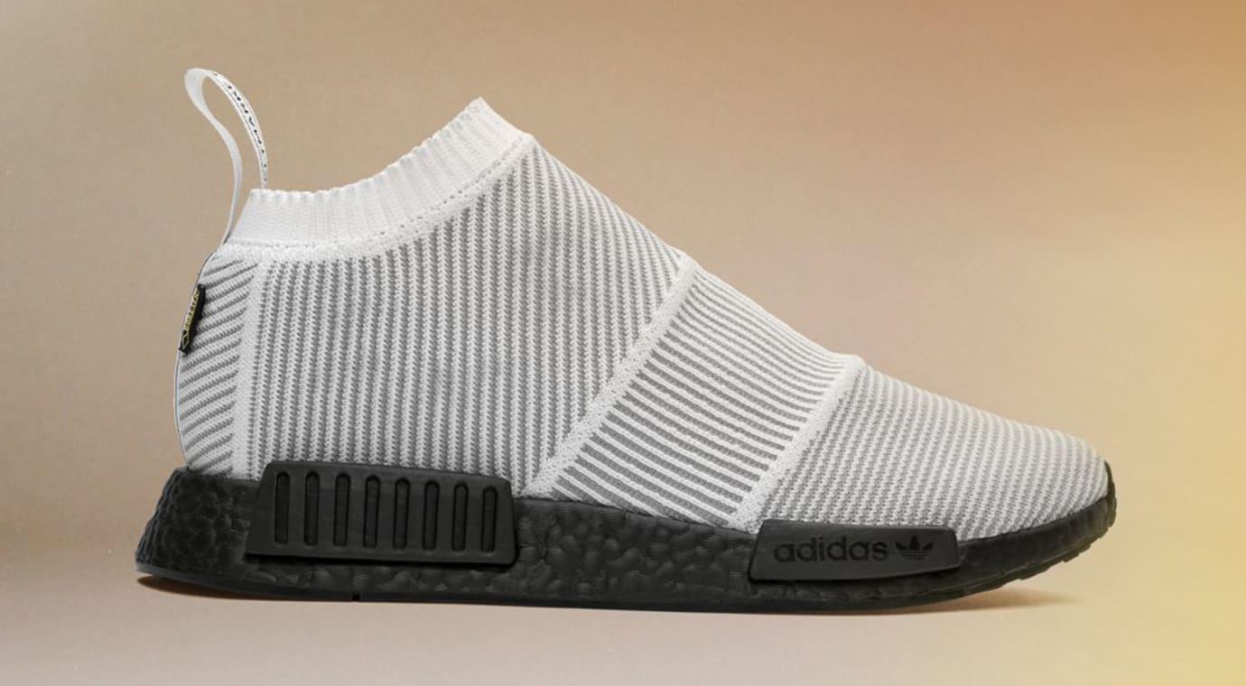Adidas NMD CS1 Goretex White Grey Black