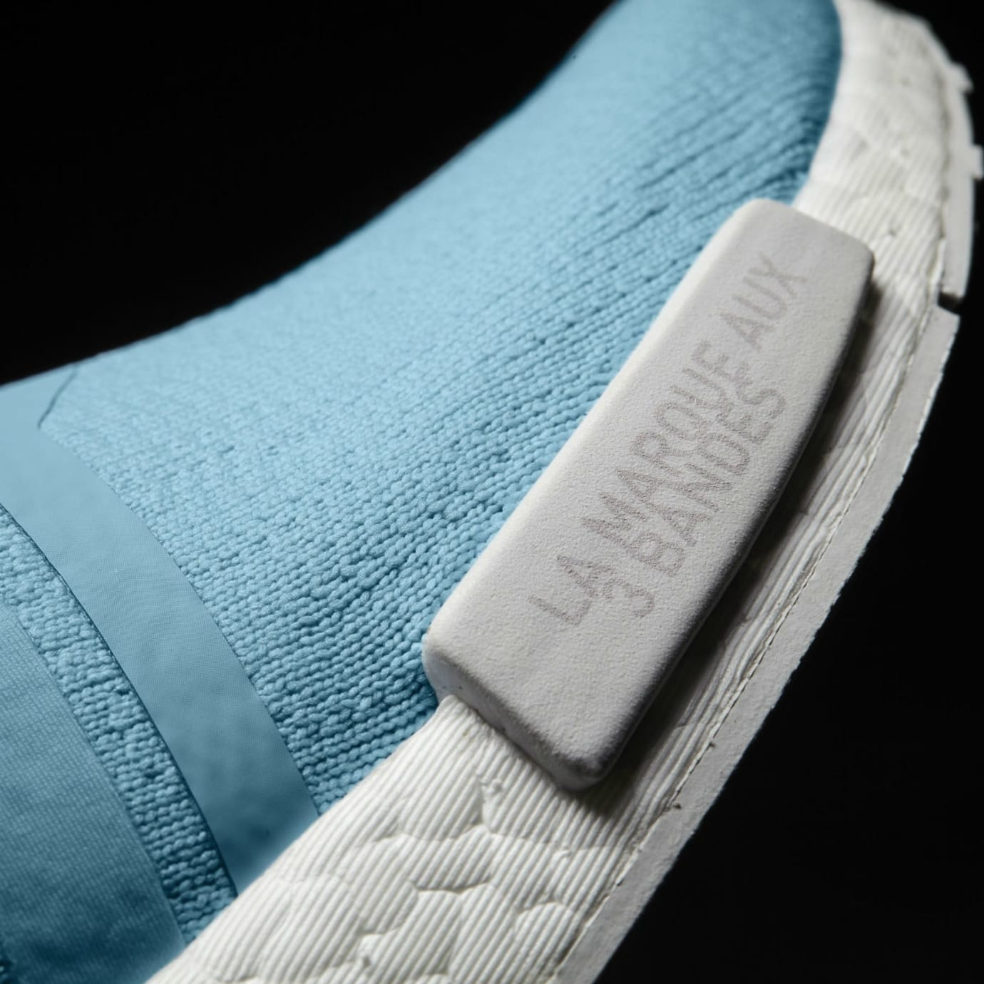 Adidas NMD R1 Primeknit Ice Blue Release Date Midsole BY8763