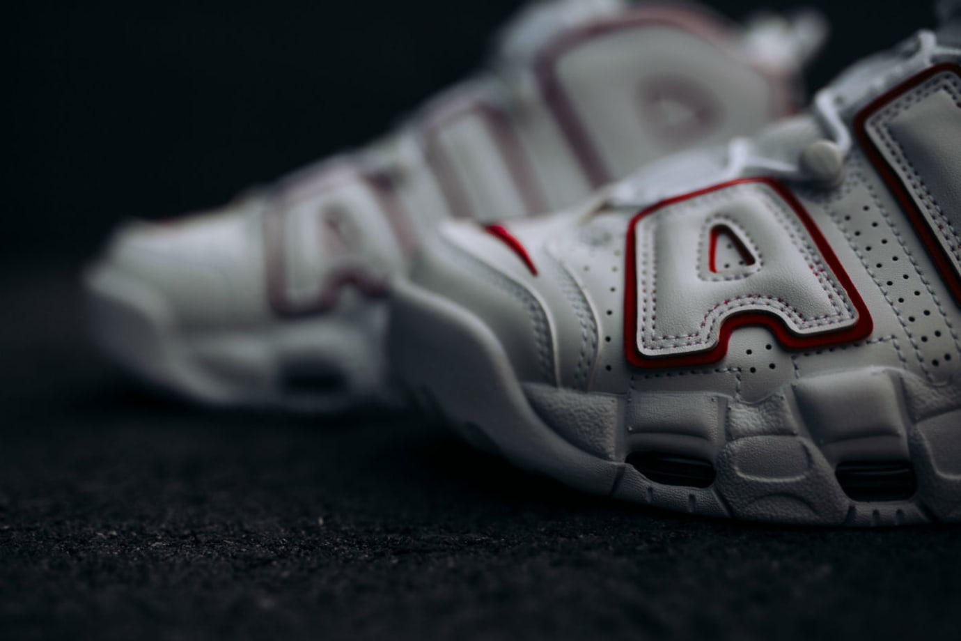 newest 42478 e586a Nike Air More Uptempo White University Red Release Date 921948-102 ...