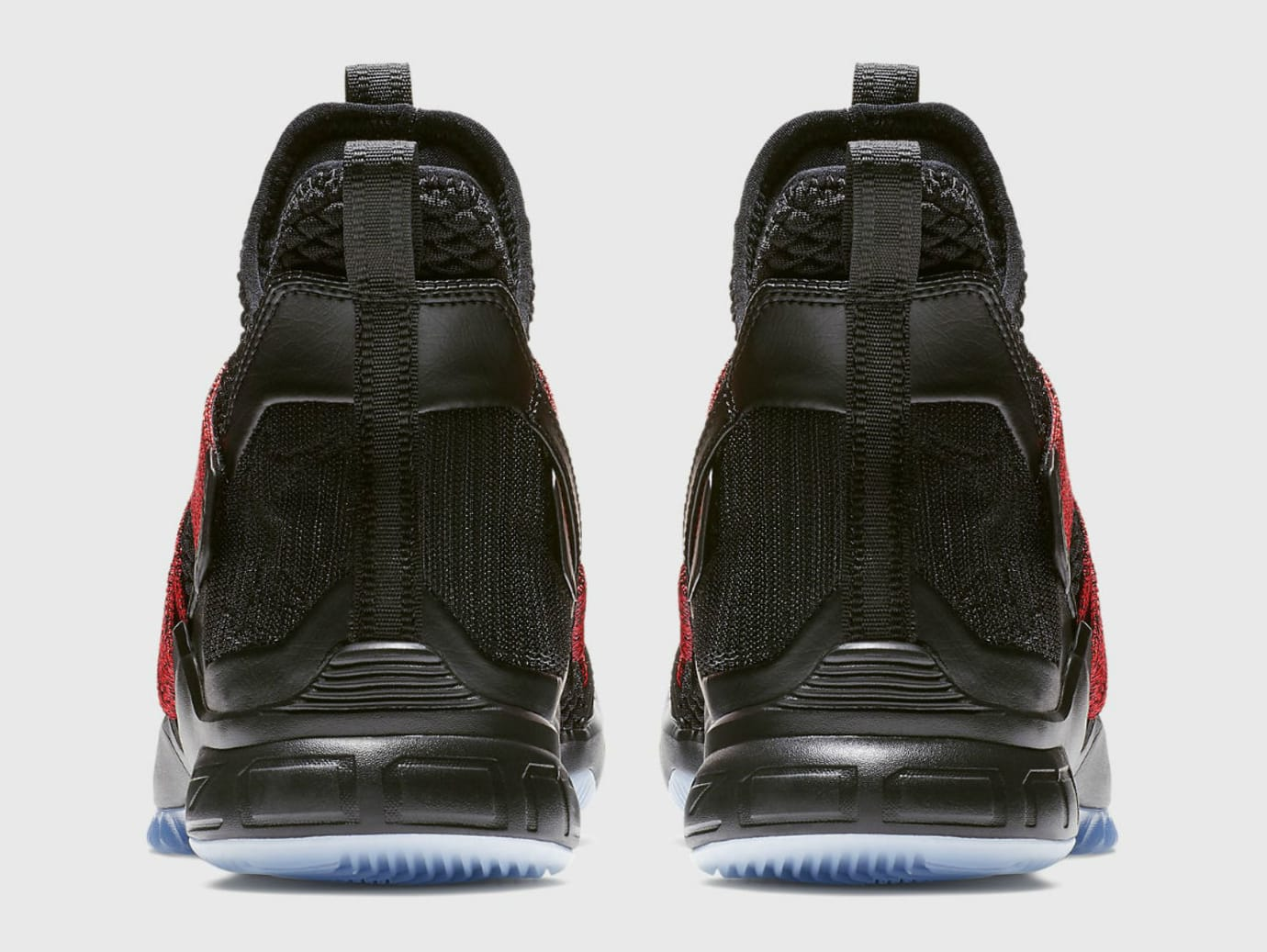 new arrival bd59c ea719 Image via Nike Nike LeBron Soldier 12 XII Bred Release Date AO2609-003 Heel