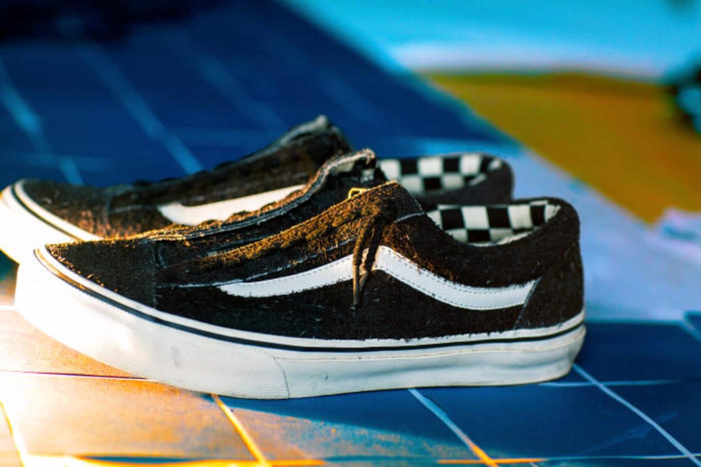 Nonnative x Vans Old Skool (Black)
