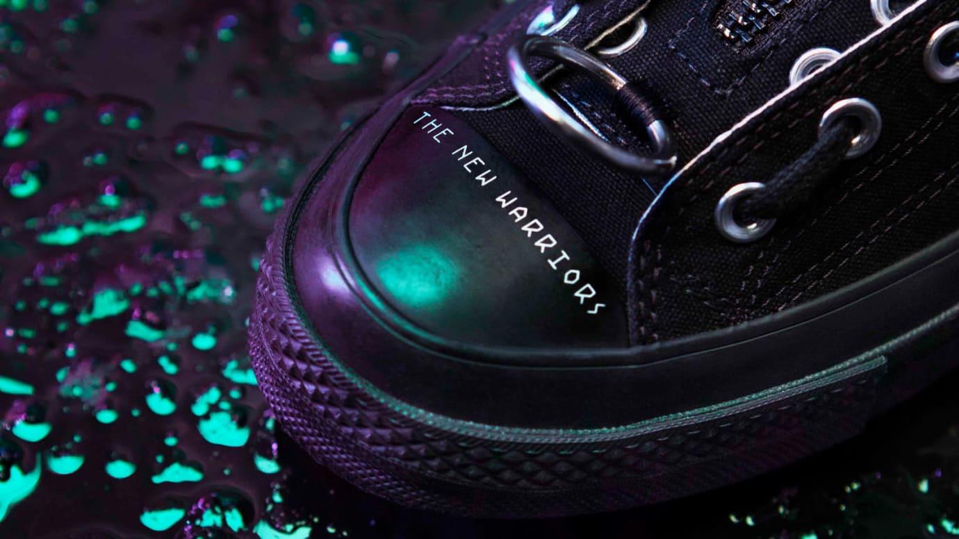 Undercover x Converse Chuck 70 'New Warriors' Black 4