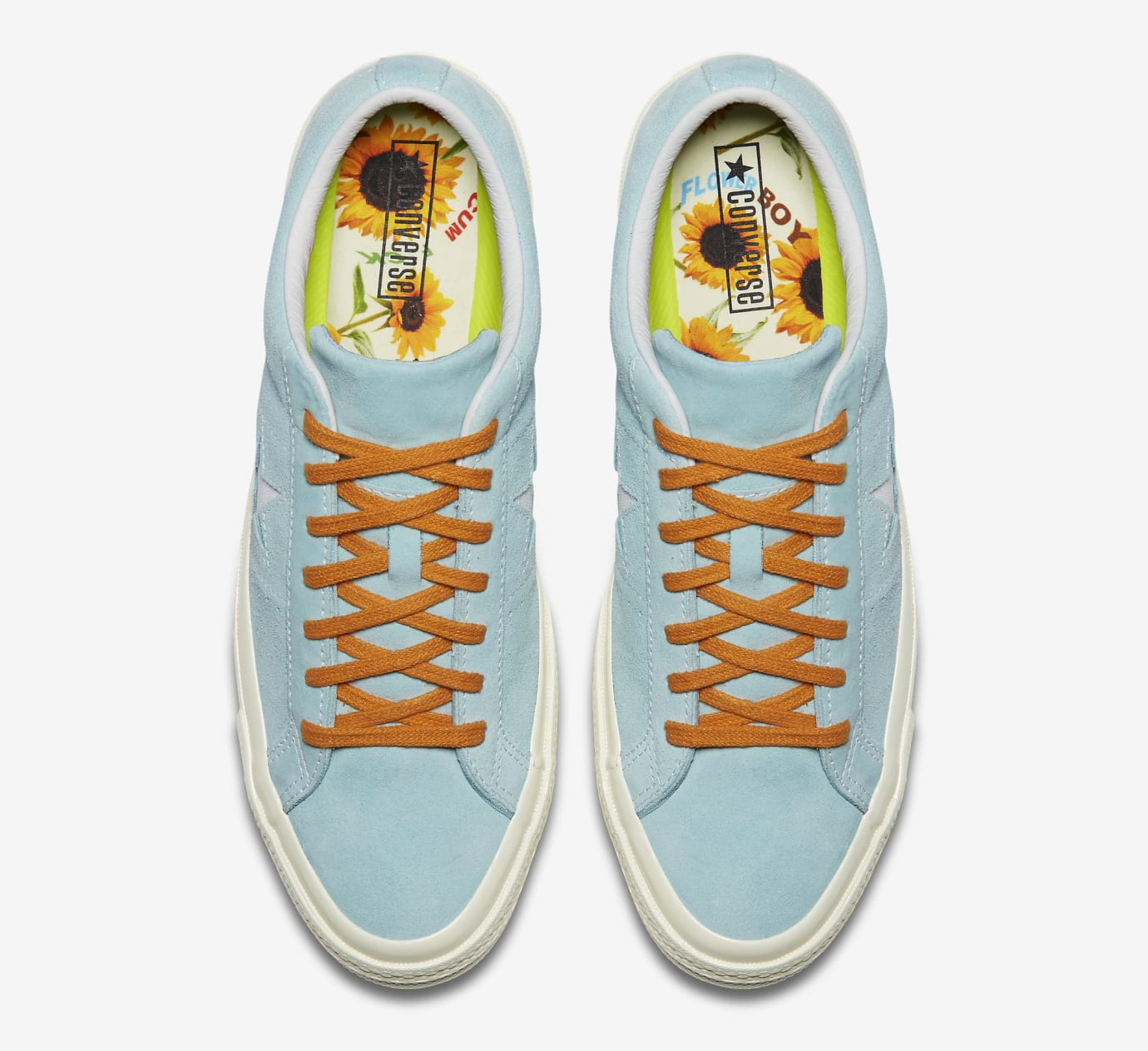 Tyler the Creator Converse One Star Top
