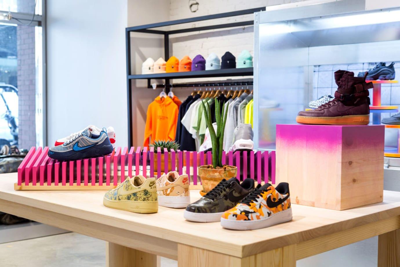Sneakersnstuff New York City 05