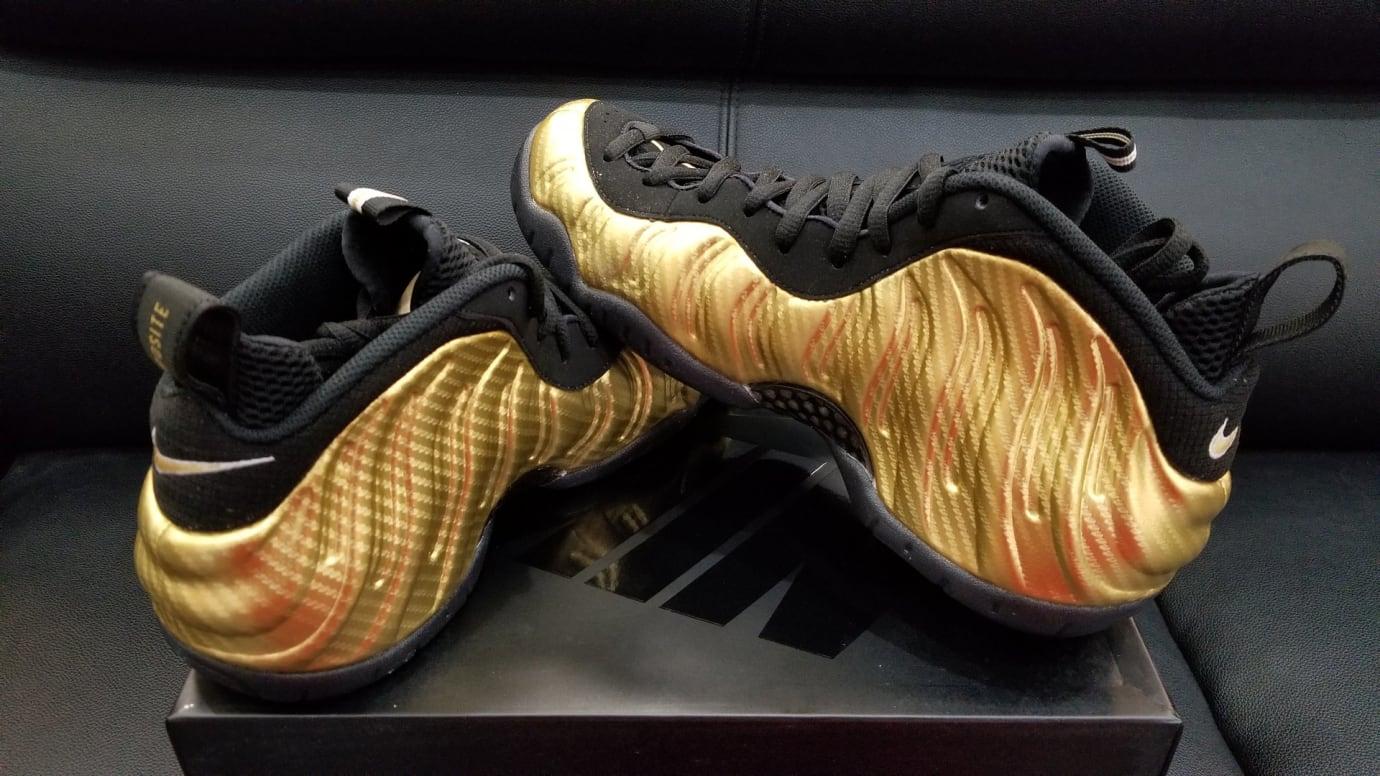 7b6e9f96857d8 Nike Air Foamposite Pro Metallic Gold Release Date Medial 624041-701