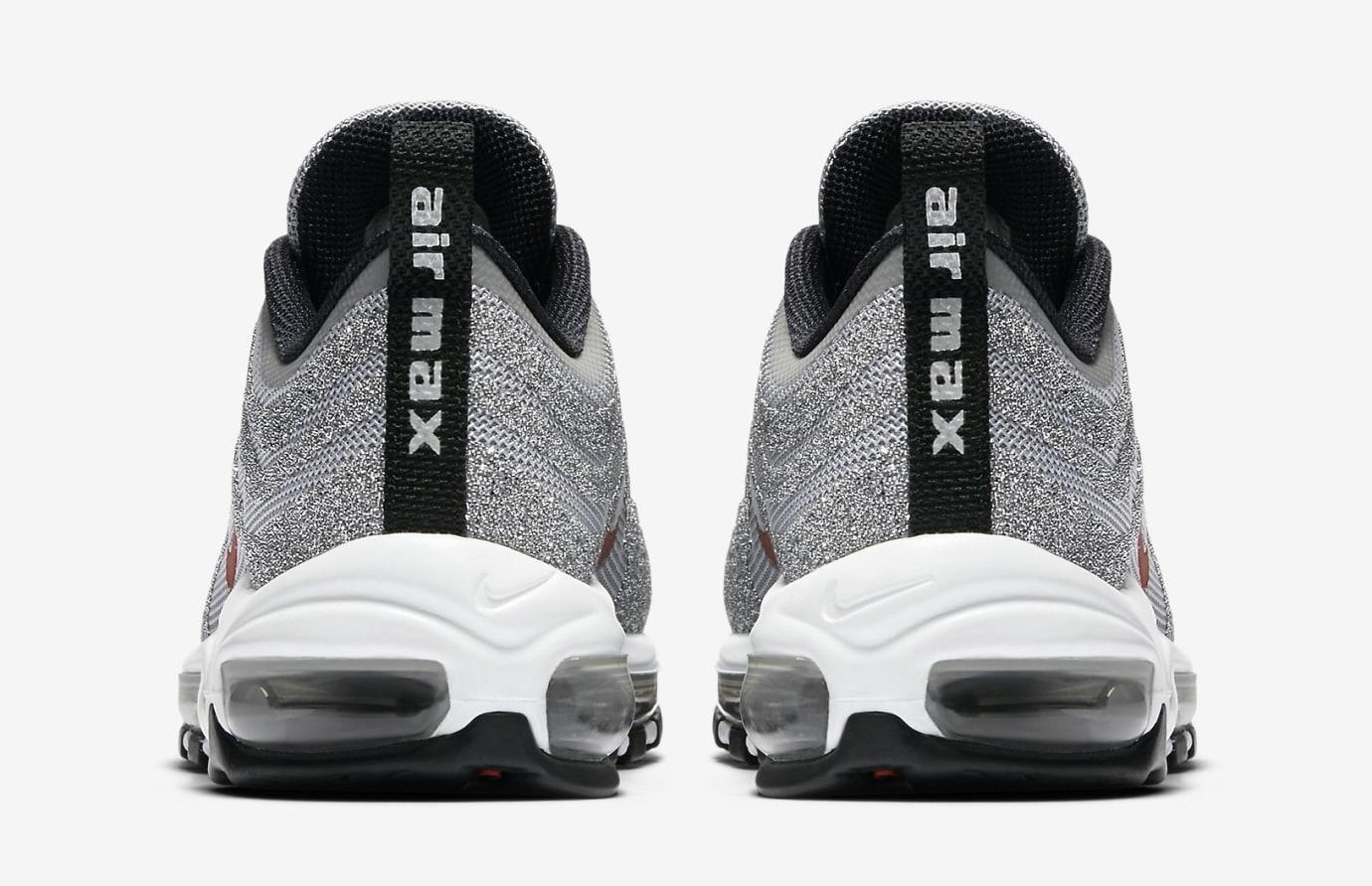 5ab3b3ec2e Nike Air Max 97 Swarovski Crystal Silver Bullet 927508-002 | Sole ...