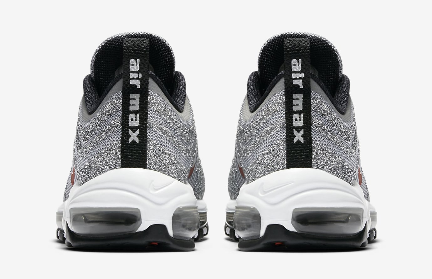 Nike Air Max 97 Swarovski Crystal Silver Bullet 927508 002
