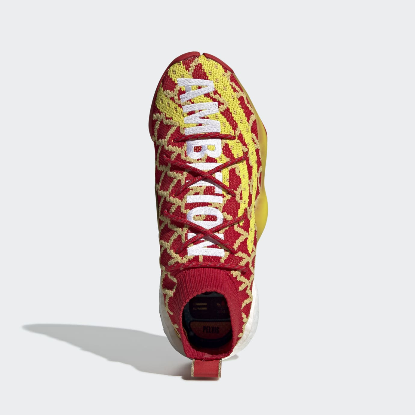 a35dd53c8 Image via Adidas Pharrell x Adidas Crazy BYW 'Chinese New Year' EE8688 (Top)