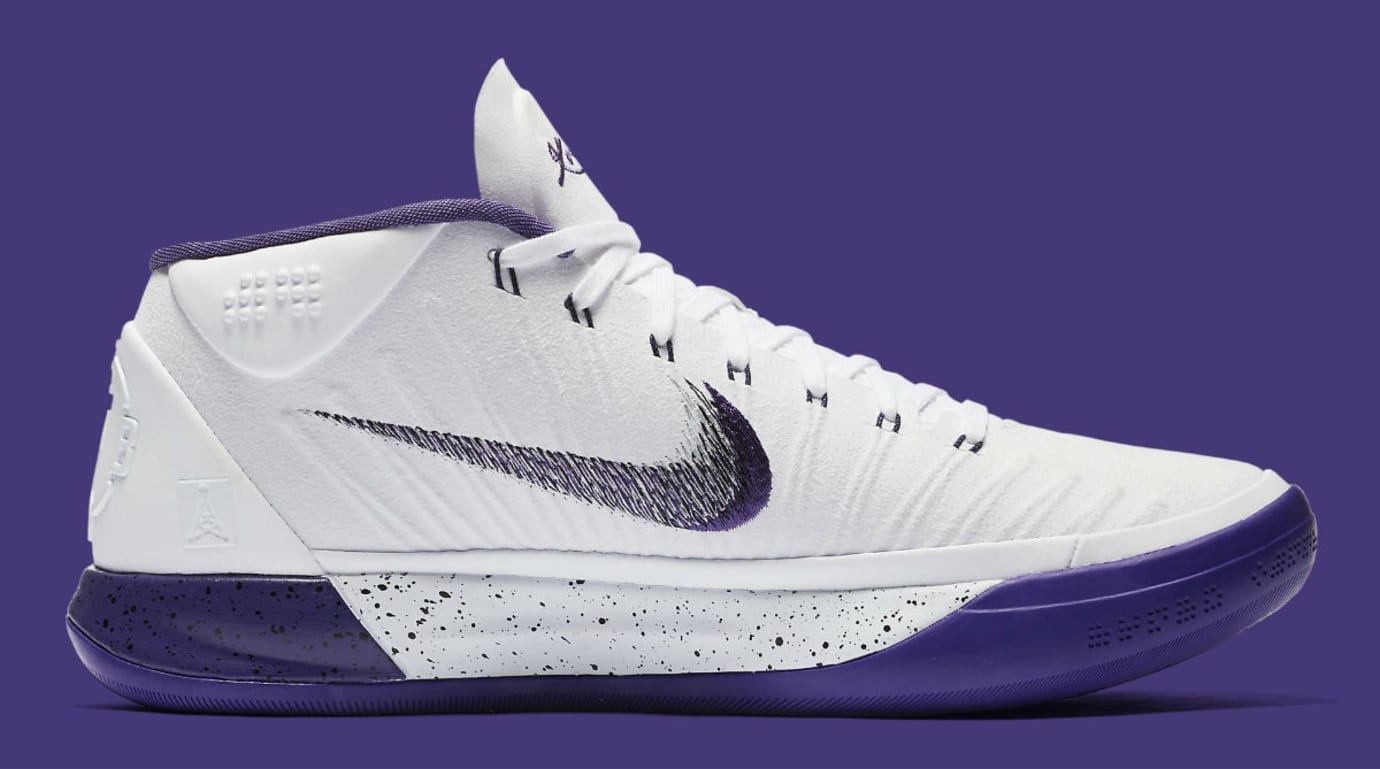 96aeef214153 Nike Kobe A.D. Mid Baseline Inline Release Date Medial 922482-100