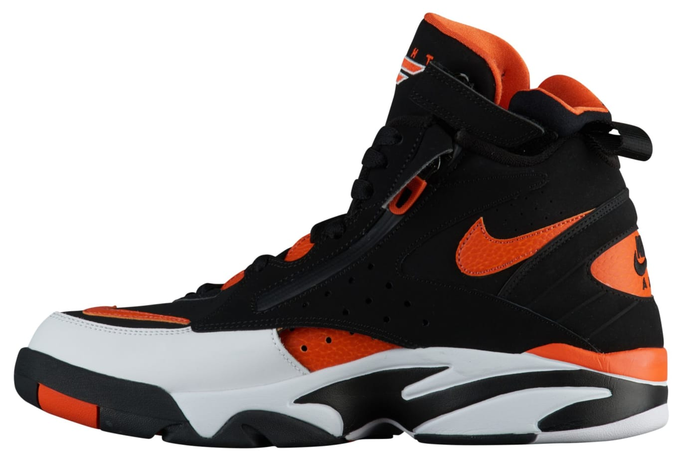 Nike Air Maestro 2 LTD Rush Orange Release Date AH8511-101 Medial