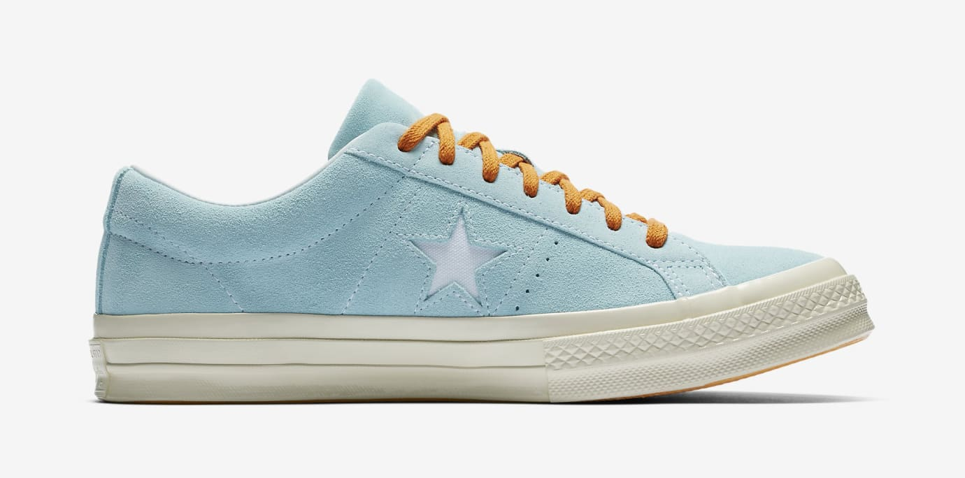 Tyler the Creator Converse One Star Medial