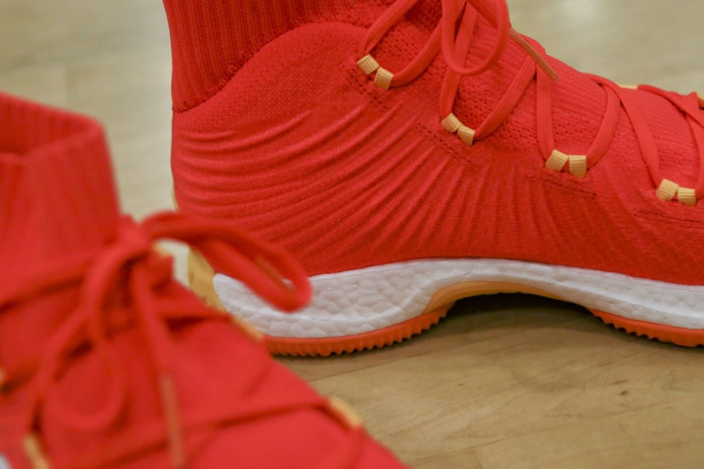 Candace Parker Adidas Crazy Explosive 17 All Star PE Medial