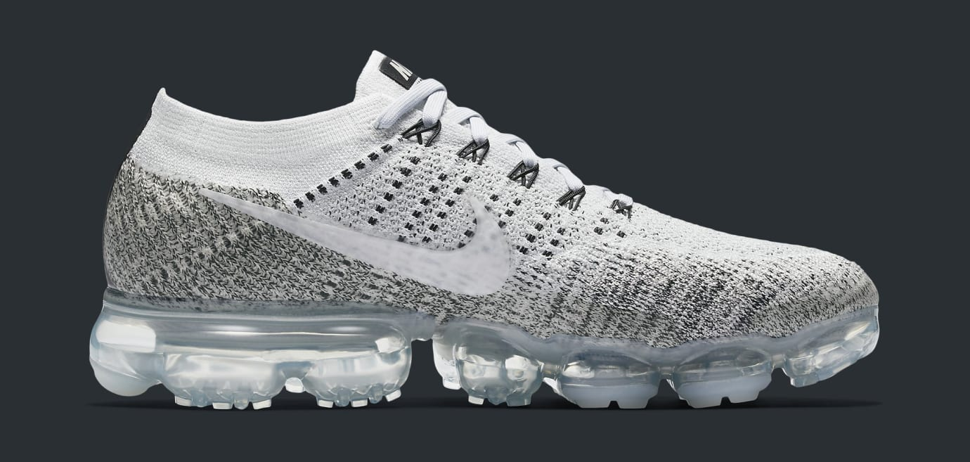 on sale 7d16f a530b Image via Nike Oreo Nike VaporMax 899473-002 Medial