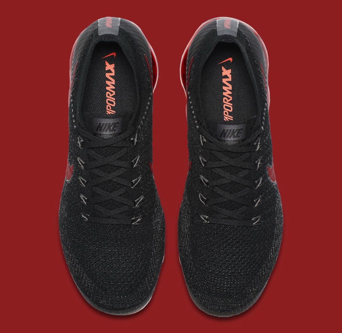 Nike Air  VaporMax Bred Release Date 849558-013 Top
