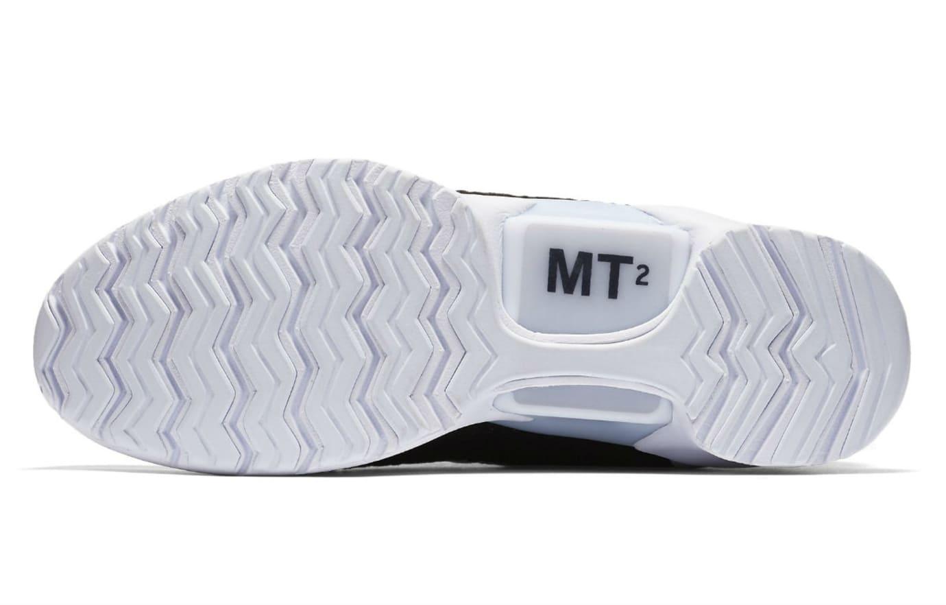 Nike HyperAdapt 1.0 Black/White Release Date AH9389-011 Sole