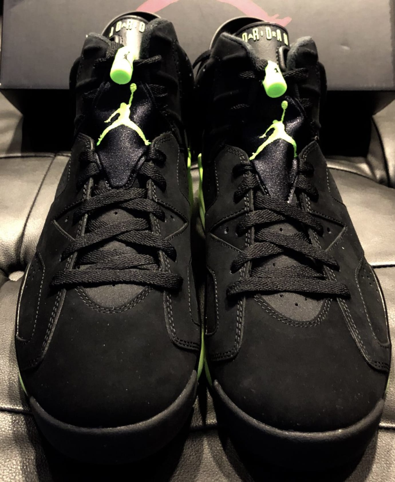 air jordan 6 oregon ducks