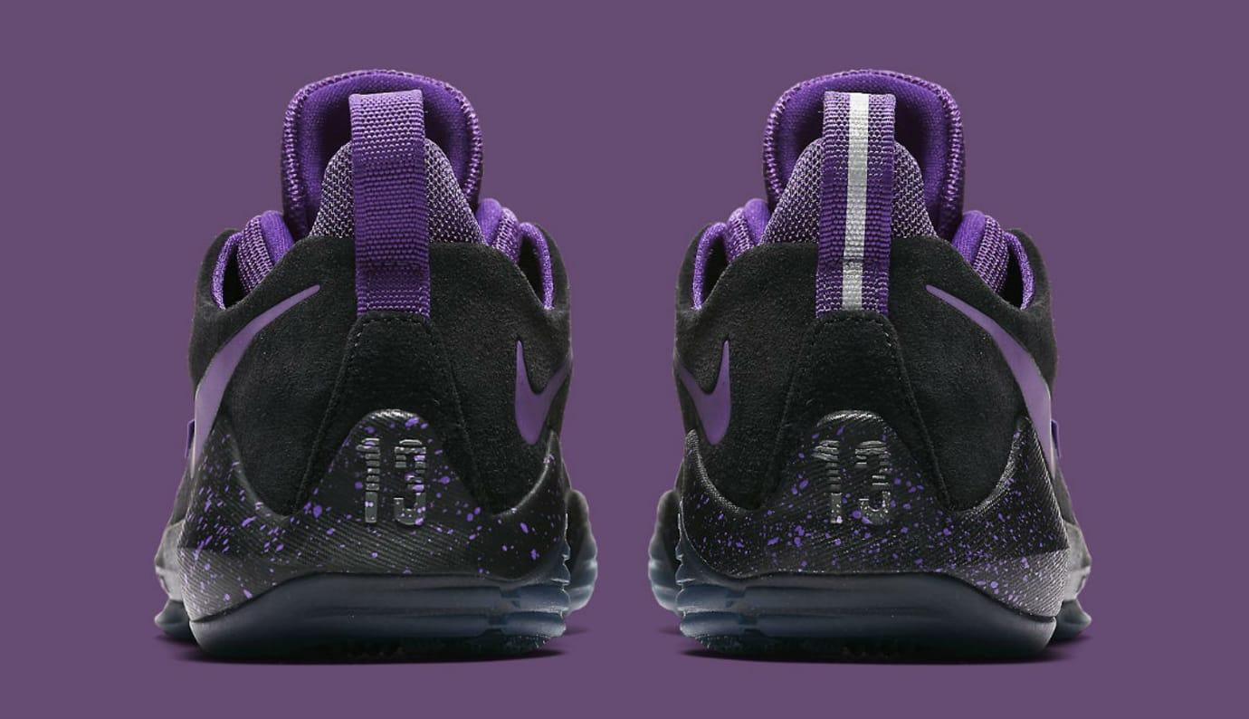 Nike PG1 Gradeschool Grape Release Date Heel 880304-097