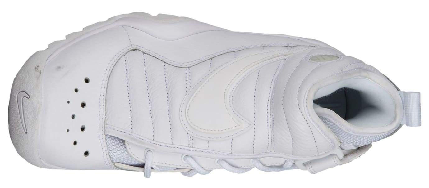 Nike Air Shake Ndestrukt All-White Release Date Top 880869-101