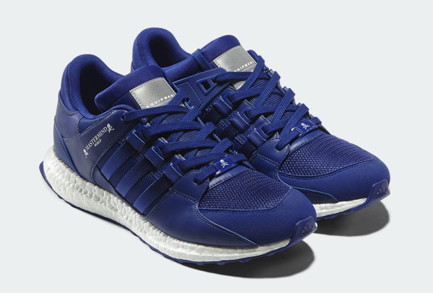 Mastermind x Adidas EQT Support Ultra Blue Release Date