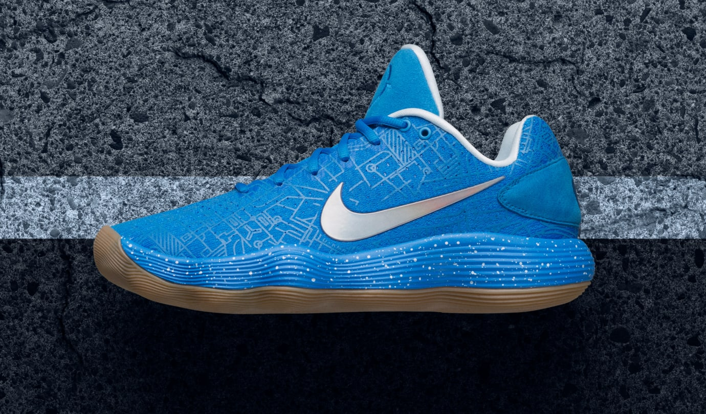 19d3212f4c415 Nike Hyperdunk 2017 Low HyperFam City Collection | Sole Collector