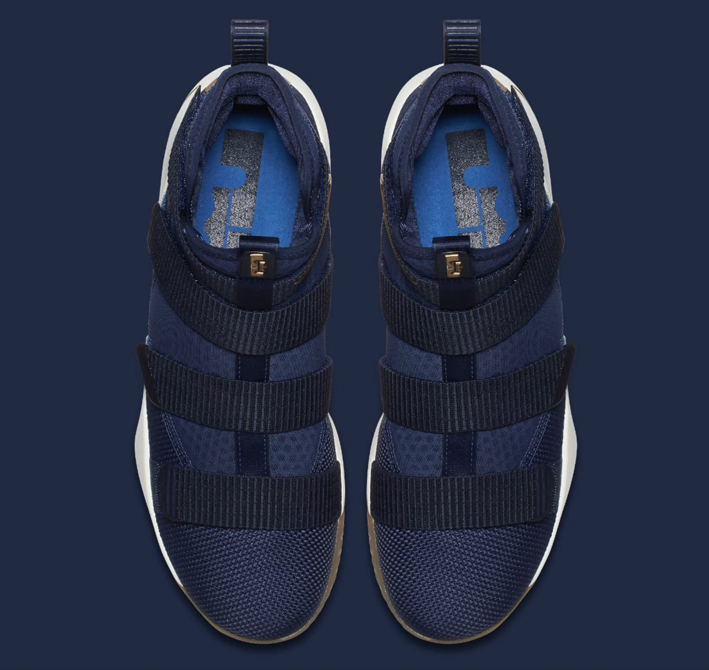 5673d0125c0 Nike LeBron Soldier 11 Cavs Navy Release Date Top 897644-402