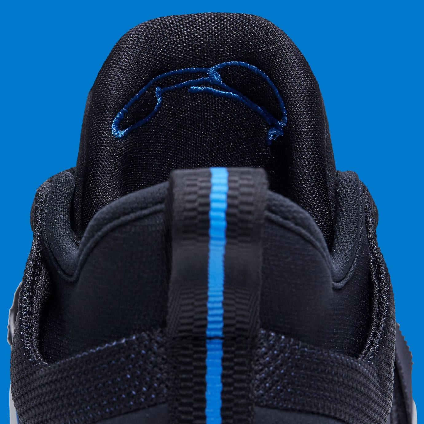 00d20b08153a Image via Nike Nike PG 2.5 Black Photo Blue Release Date BQ8453-006 Tongue