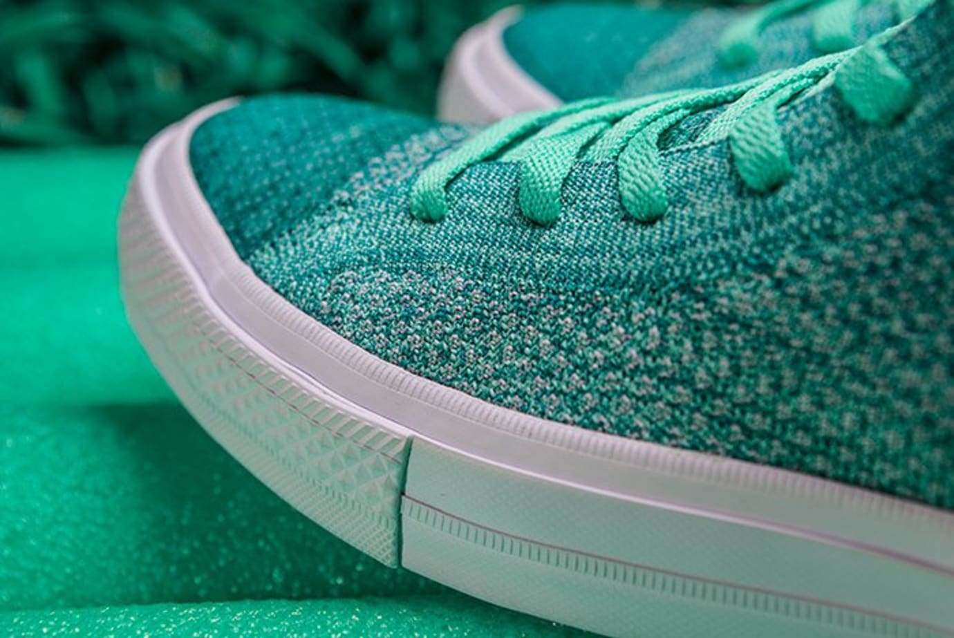 Flyknit Converse Chuck Taylor All Star Detail