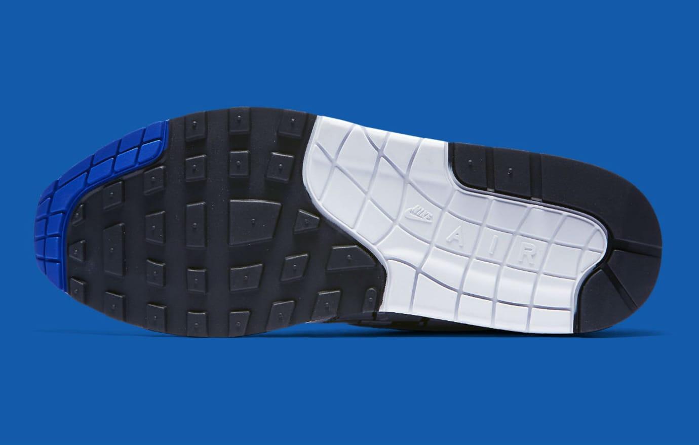 Atmos x Nike Air Max 1 We Love Nike Royal Release Date AQ0927-100 Sole