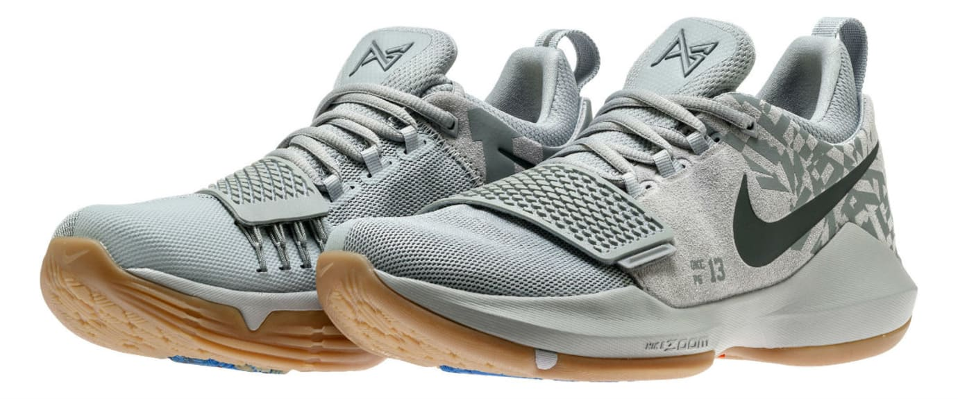 Nike PG1 Under the Radar Release Date Front 878627-009