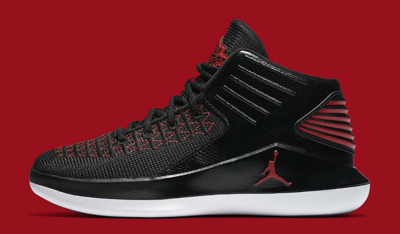 Air Jordan 32 XXXII Banned Bred Release Date AA1296-001