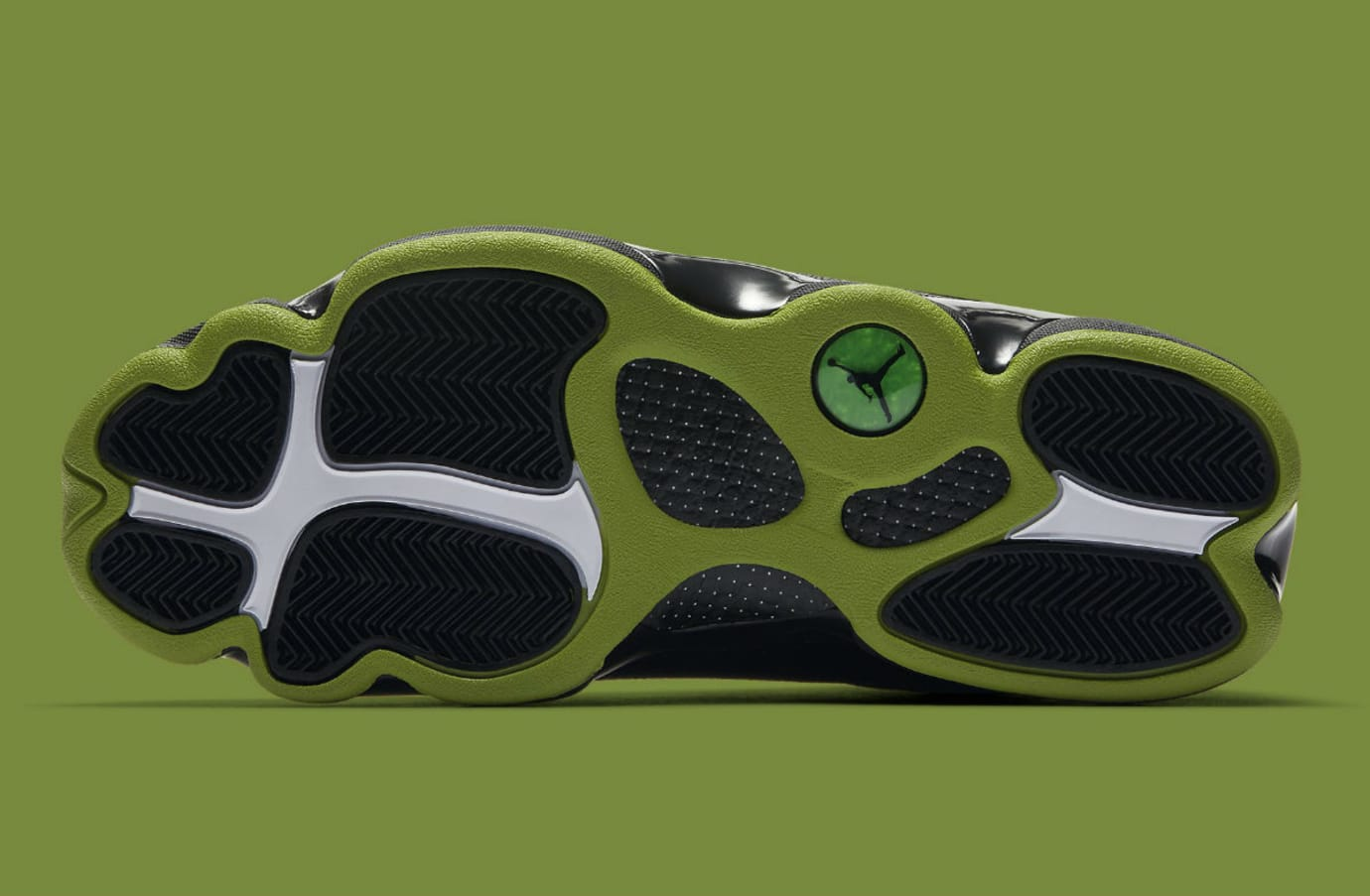 best service 67623 97381 Air Jordan 13 Altitude Release Date 414571-042 Sole