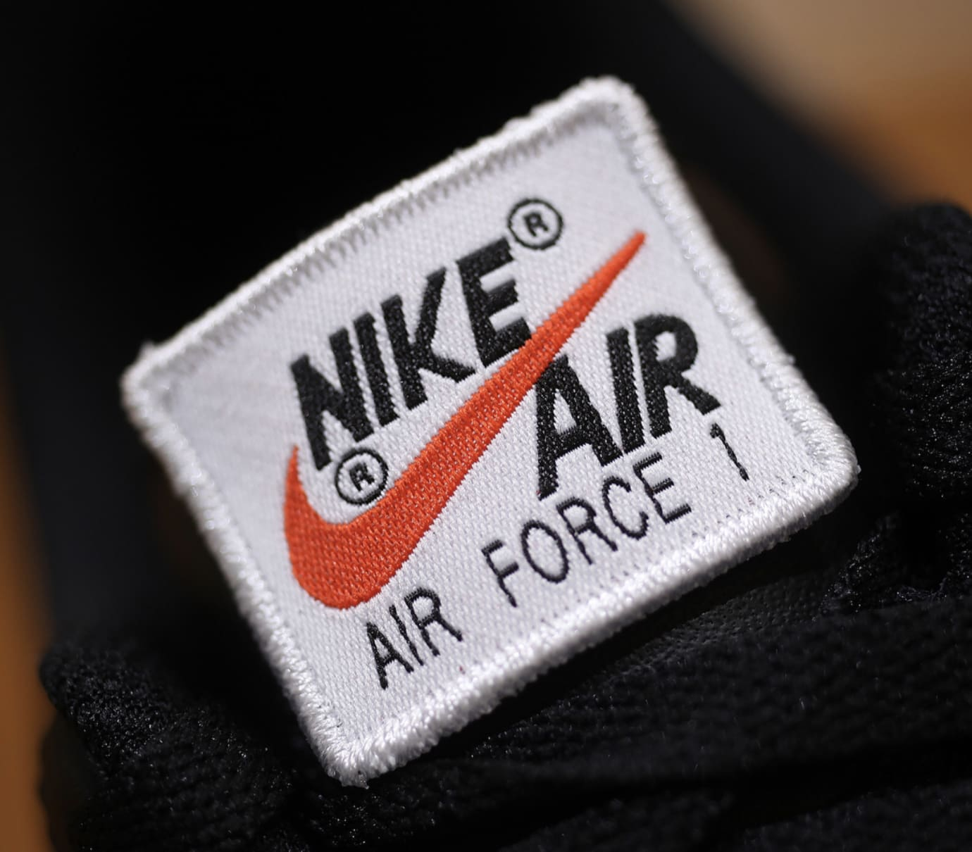 Nike Air Force 1 'All Star/Black' (Tag)