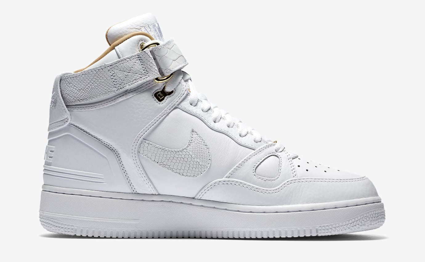 Don C Nike Air Force 1 AO1074-100 Medial