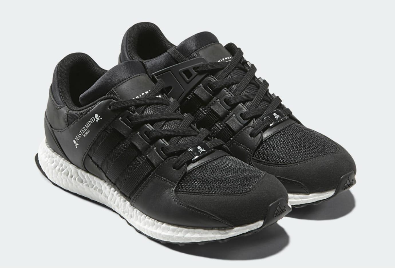 Mastermind x Adidas EQT Support Ultra Black Release Date