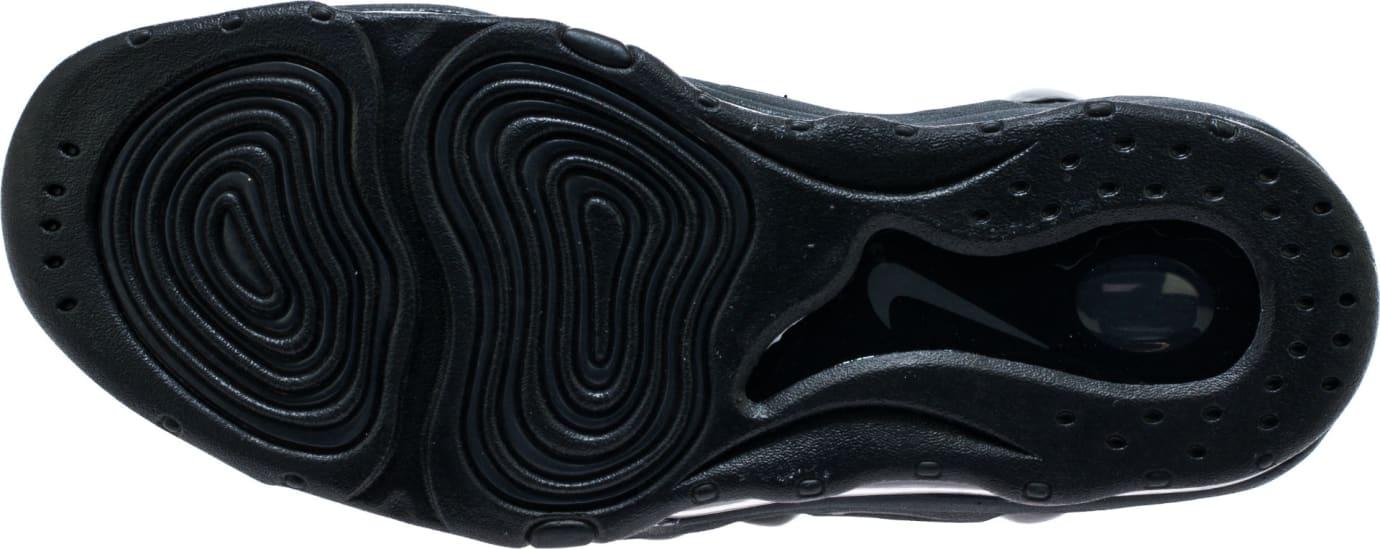 Nike Air Max Uptempo 97 'Triple Black' 399207-005 Sole