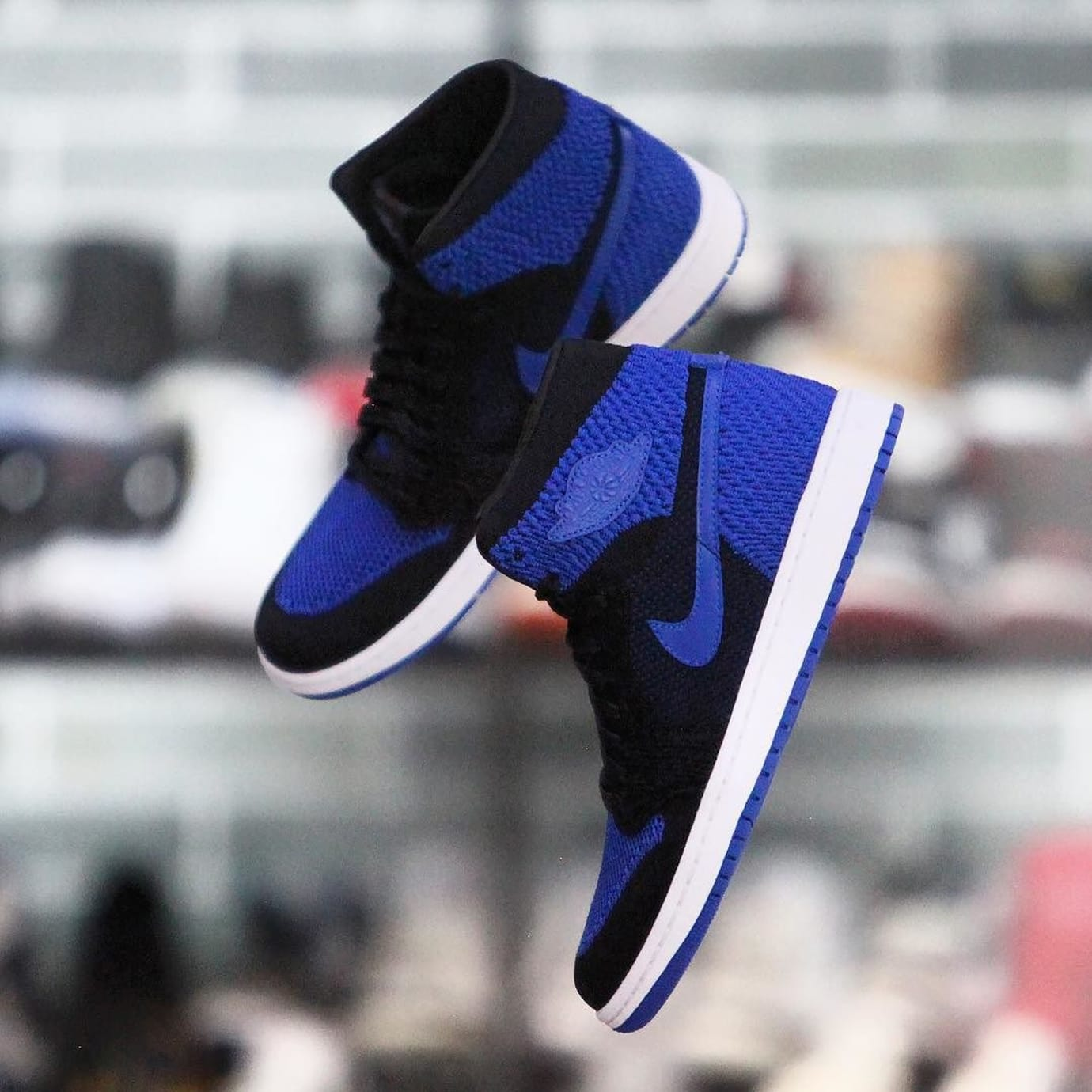 Air Jordan 1 Flyknit Royal Release Date 919704-006 (23)