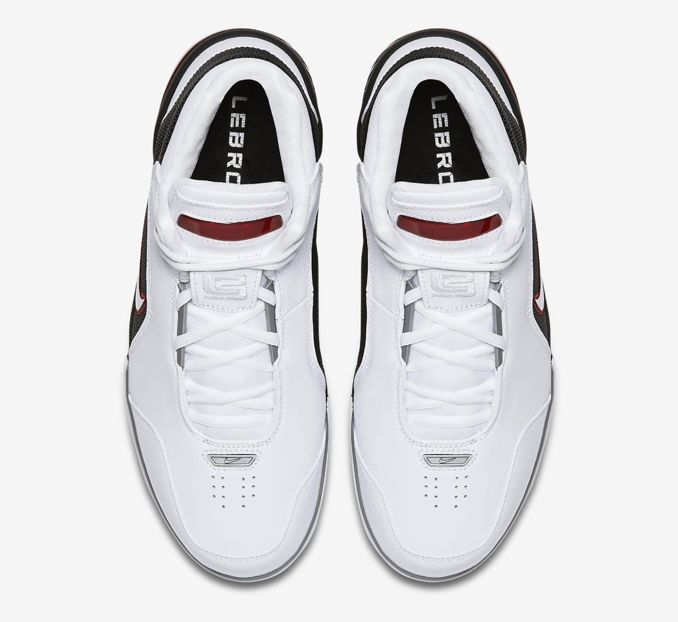 a19b643f25c Image via Nike LeBron Retro Nike Air Zoom Generation AJ4204-101 Top