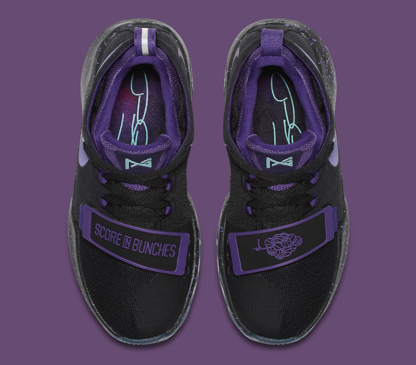 bef3295940ce Nike PG1 Gradeschool Grape Release Date Top 880304-097
