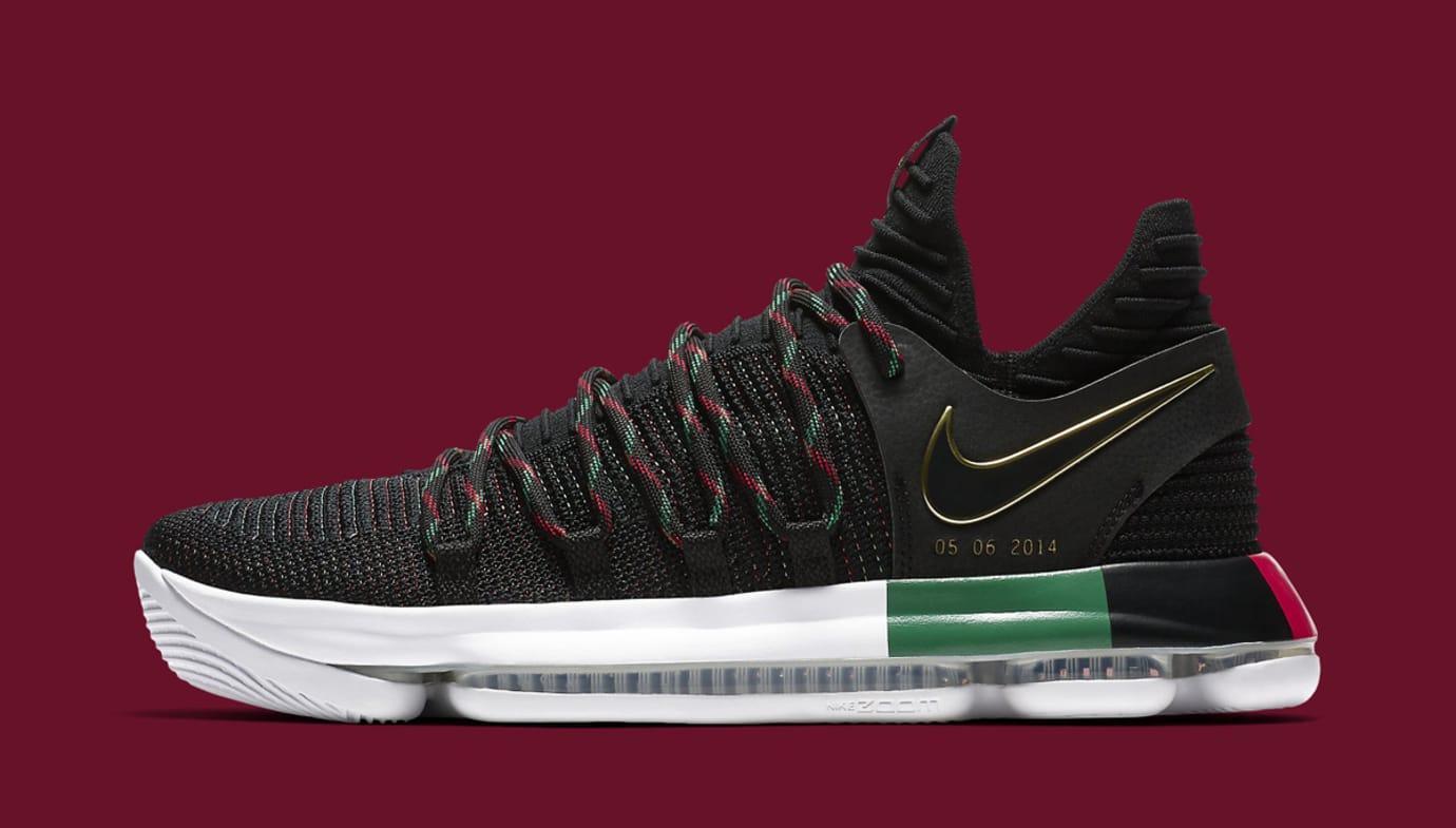 Nike KD 10 BHM AA4197-003