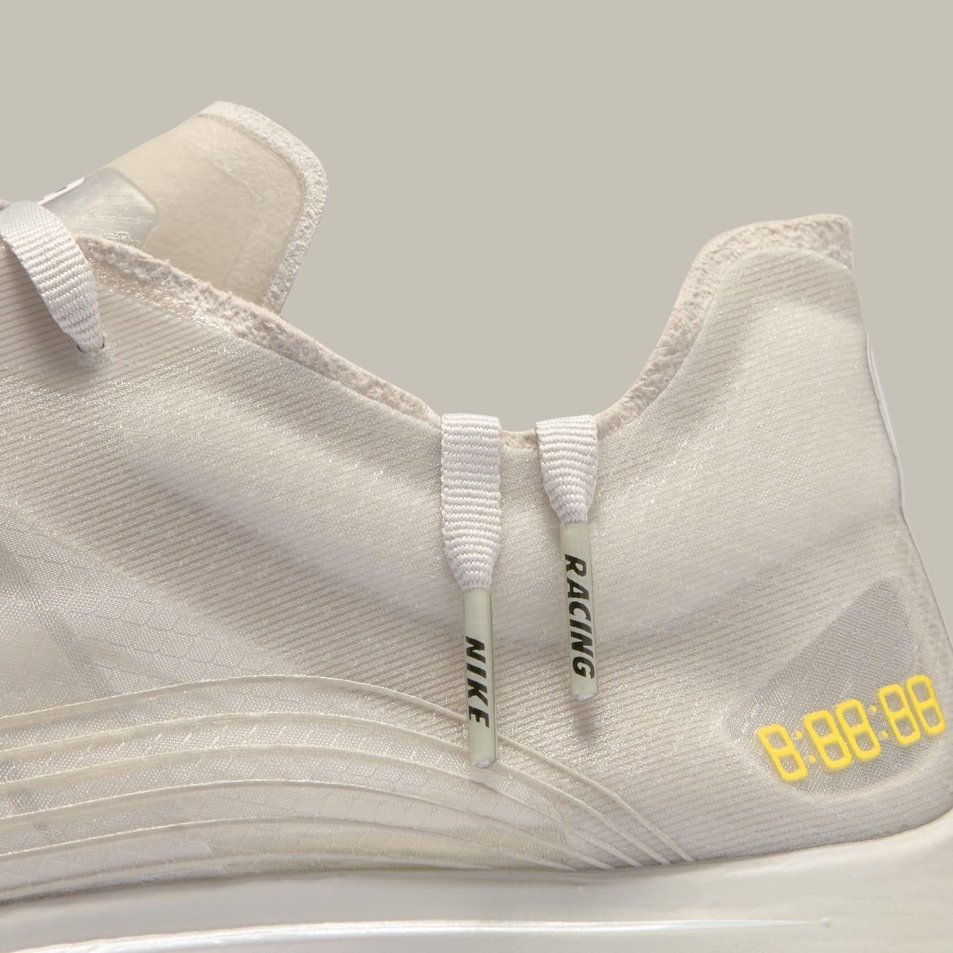 Nike Zoom Fly SP 'Light Bone' AJ9282-001 (Detail)