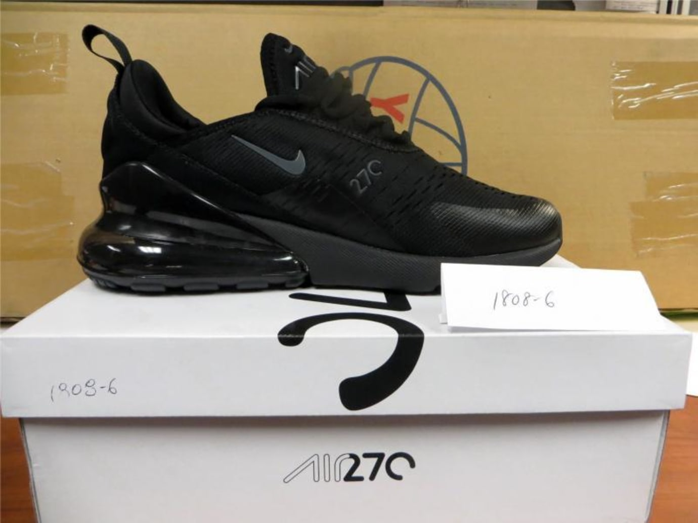 huge discount 81f44 03704 Nearly $2 Million of Fake Nikes Seized in New York | Sole ...
