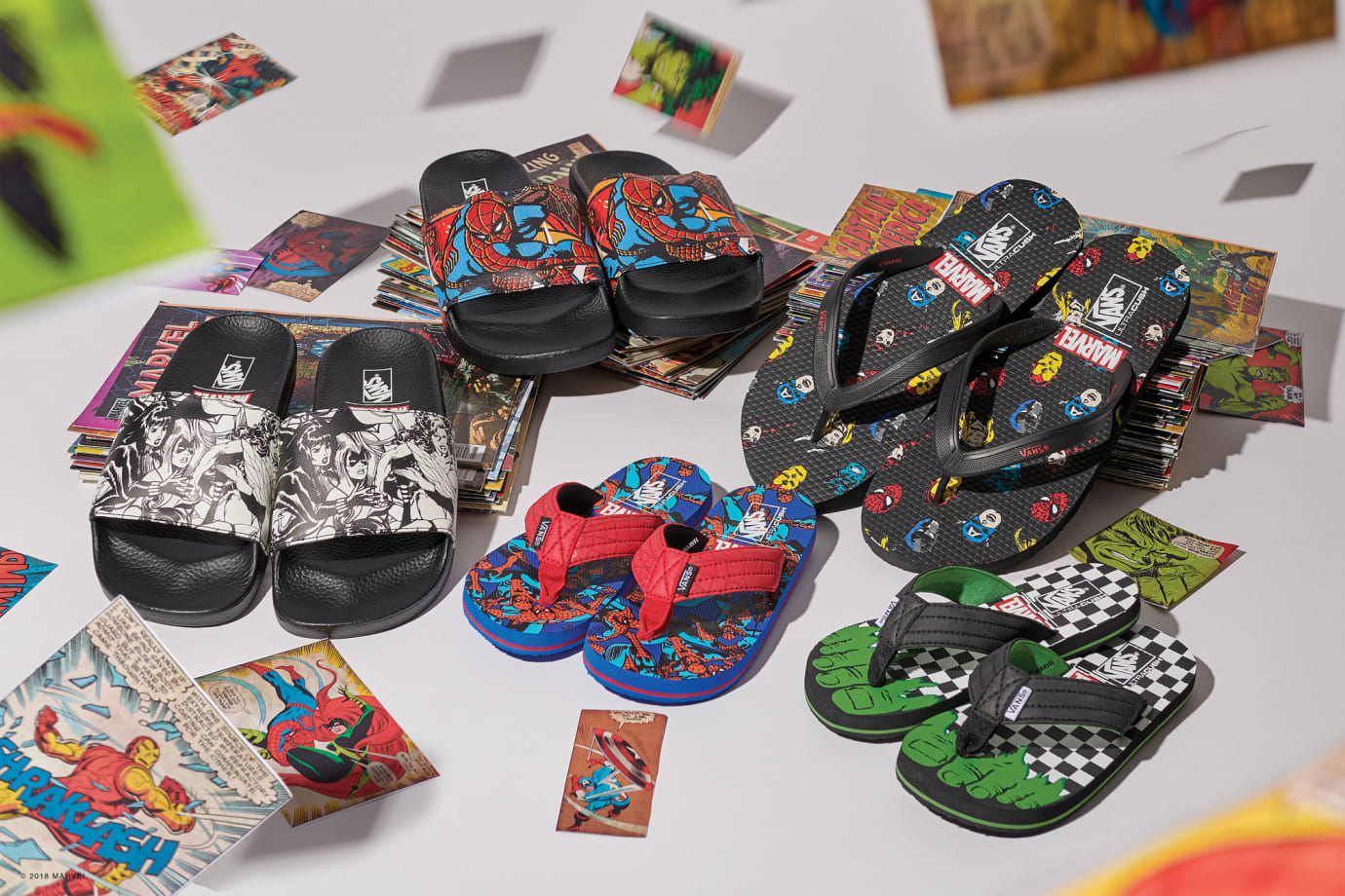 fb4e0cbd7aac56 Image via Vans Vans x Marvel Collection 5