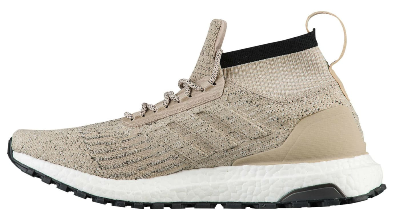 Adidas Ultra Boost ATR Mid Trace Khaki Release Date Medial CG3001