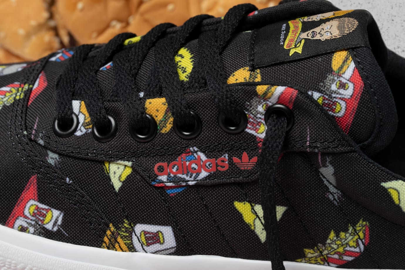 check out 53985 0567f beavis-and-butthead-adidas-3mc-lateral
