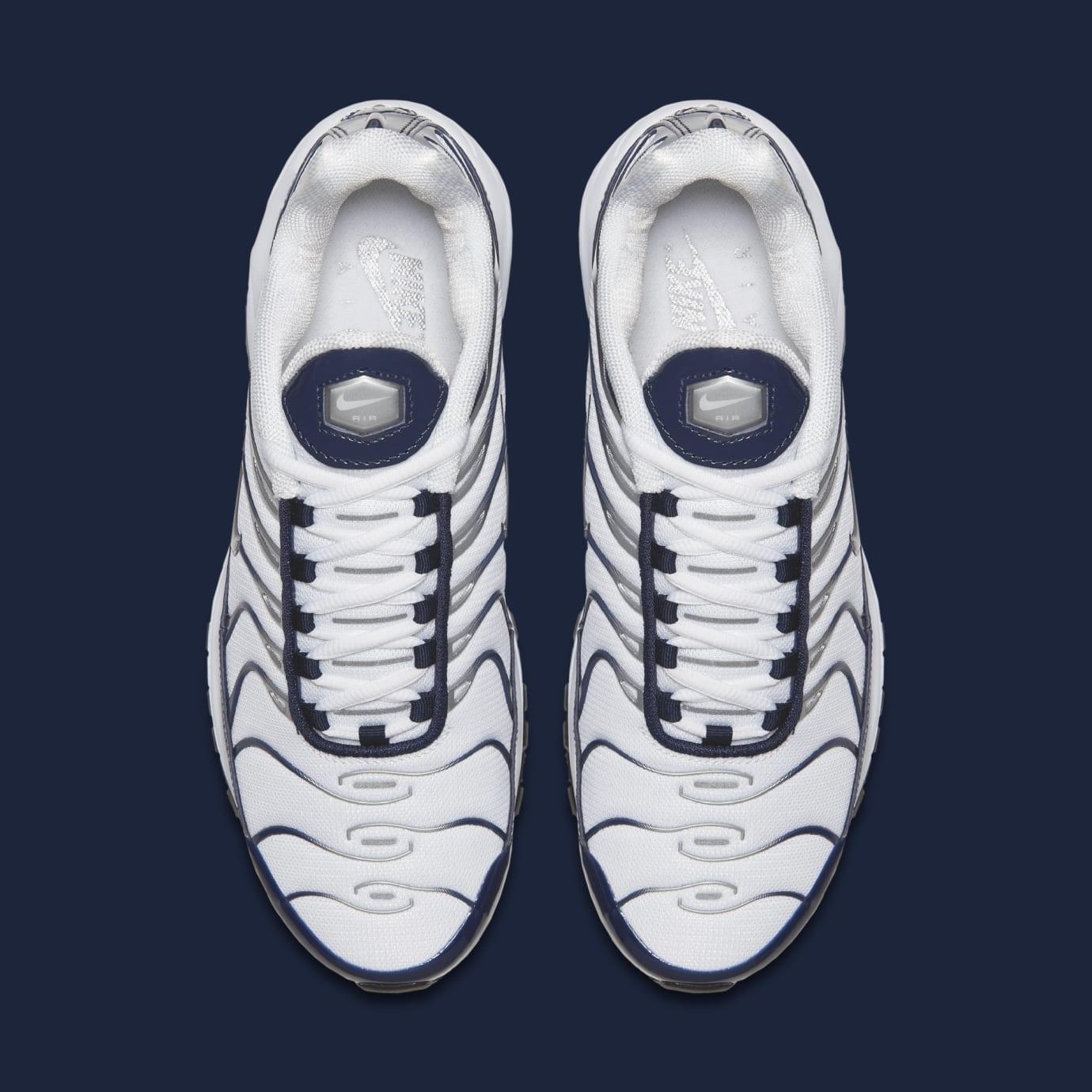 discount 73330 0f93c Image via Nike Nike Air Max Plus 97 AH8144-100 (Top)