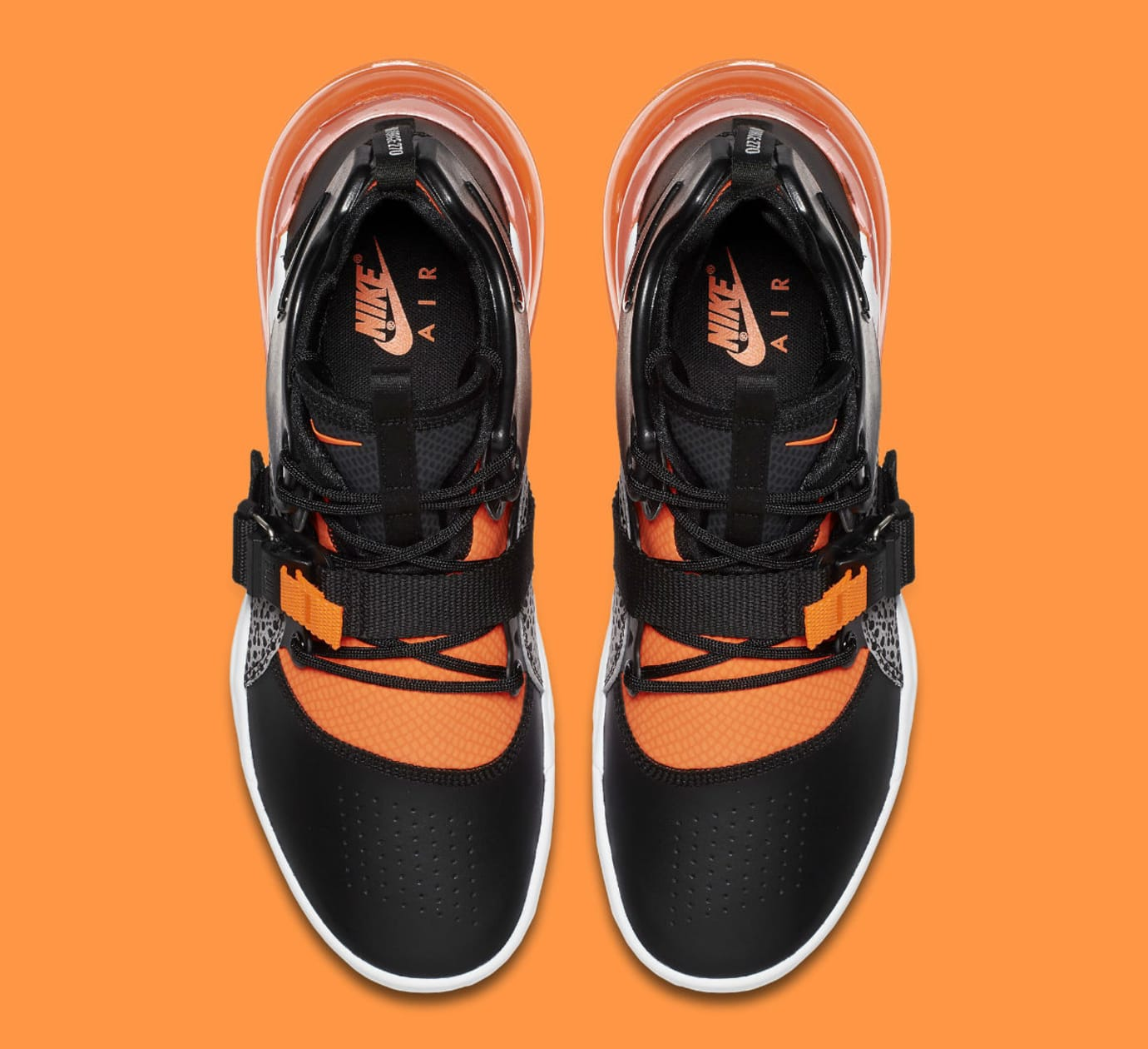 Nike Air Force 270 Safari Release Date AH6772-004 Top